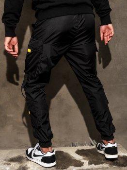 Cпортивные штаны BEZET Hype Black'20 1411 Черные