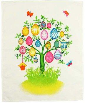 Полотенце Руно 45х60 вафельное (205.15_Easter2)