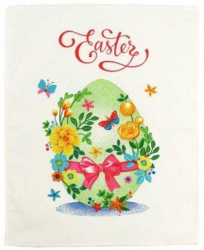 Полотенце Руно 45х60 вафельное (205.15_Easter3)