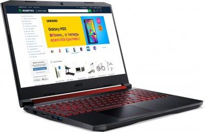 Ноутбук Acer Nitro 5 AN515-54-59HZ (NH.Q59EU.018) Shale Black