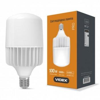Лампа LED A145 100W E40 5000K 220V, 24994, Videx