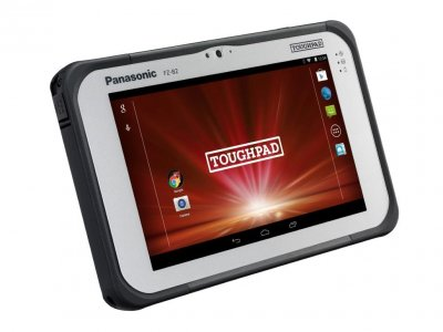 Планшет Panasonic TOUGHPAD FZ-B2 7/Intel Atom X5/2/32/WXGA/BT/WiFi/3G/Android