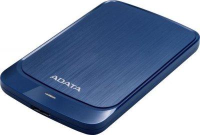 """Жорсткий диск ADATA 2.5"""" USB 3.2 2TB HV320 Blue"""