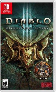 Игра Switch Diablo Eternal Collection