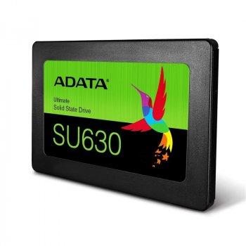 """Твердотільний накопичувач SSD ADATA SATA 2.5"""" 240GB SU630 3D QLC"""