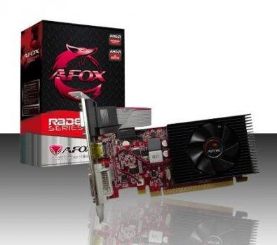 AFOX Radeon HD 5450 2GB DDR3 64 Bit DVI-HDMI-VGA Low profile