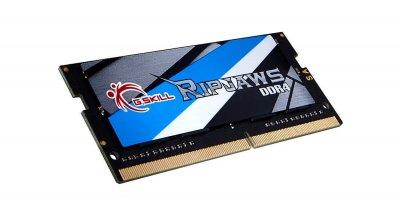 Модуль пам'яті SO-DIMM 8GB/2400 DDR4 G. Skill Ripjaws (F4-2400C16S-8GRS)