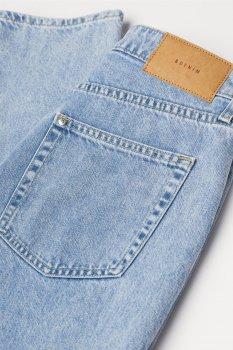 Джинси H&M 1102-8642161 Блакитні