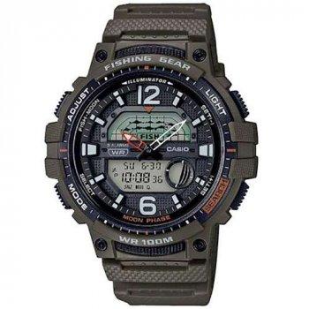 Годинник CASIO WSC-1250H-3AVEF