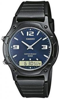 Годинник CASIO AW-49HE-2AVEF