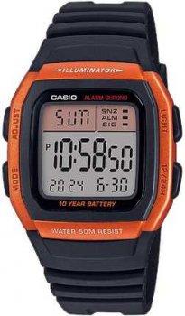 Годинник CASIO W-96H-4A2VEF