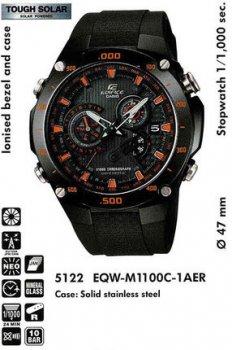Годинник CASIO EQW-M1100C-1AER