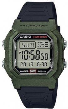 Годинник CASIO W-800HM-3AVEF