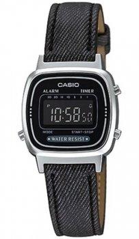 Годинник CASIO LA670WEL-1BEF