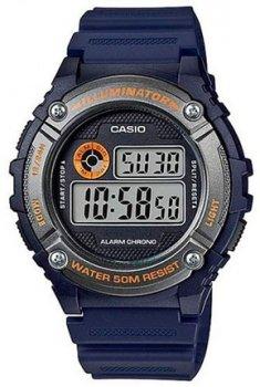 Годинник CASIO W-216H-2BVDF