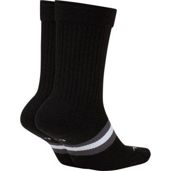 Баскетбольні шкарпетки (2 пари) Air Jordan Legacy Crew 2ppk (SK0025-010) Чорний