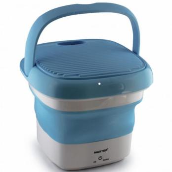 Складная стиральная машина Maxtop BX-3 mini 10W Blue (2_009673)