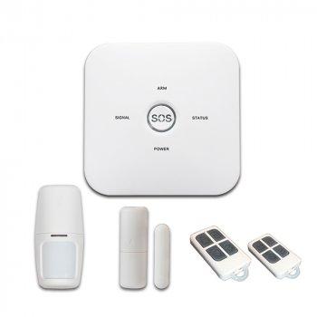 Комплект проводной GSM сигнализации WL-JT-10GX Voltronic
