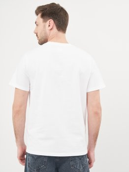 Футболка Levi's Original Housemark Tee Panch White 56605-0000