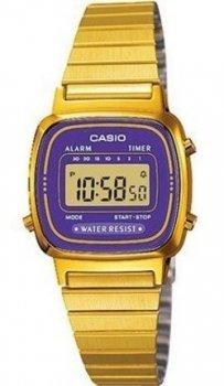Годинник CASIO LA670WGA-6DF