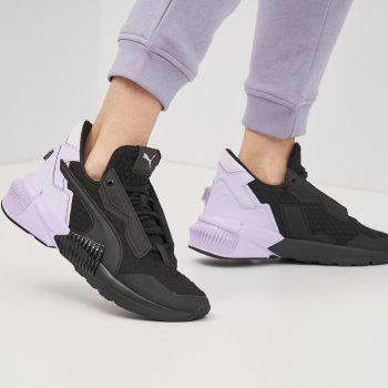 Кросівки Puma Provoke XT Block Wn s 19505203 Puma Black-Light Lavender