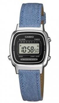 Годинник CASIO LA670WEL-2A2EF