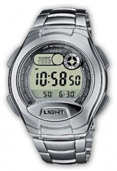 Годинник CASIO W-752D-1AVEF