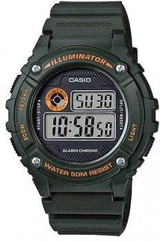 Годинник CASIO W-216H-3BVDF