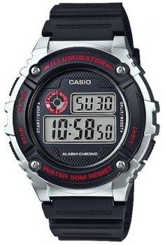 Годинник CASIO W-216H-1CVDF