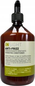 Кондиционер Insight Anti-Frizz Hair Hydrating Conditioner увлажняющий для всех типов волос 500 мл (8029352350610)