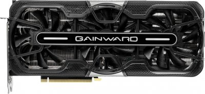 Gainward PCI-Ex GeForce RTX 3080 Phantom 10GB GDDR6X (320bit) (1755/19000) (HDMI, 3 x DisplayPort) (NED3080U19IA-1020P/471056224-2119)