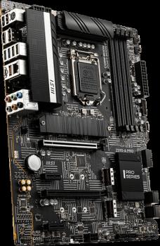 Материнська плата MSI Z590-A PRO (s1200, Intel Z590, PCI-Ex16)
