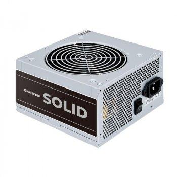 Блок питания Chieftec GPP-500S, ATX, APFC, 12cm fan, КПД >85%, bulk