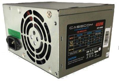 Блок питания CaseCom (CM 400S-8 ATX) 400W 8Fan