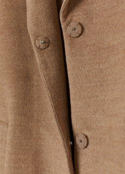 Пальто H&M 755361 Бежеве