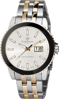 Годинник CHRISTINA 519BS-Gblack