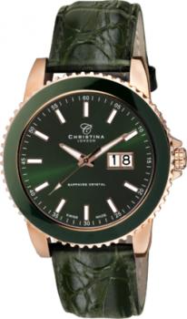 Годинник CHRISTINA 519RGRGR-Rgreen