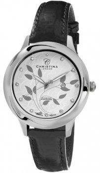 Годинник CHRISTINA 305SWBL-wave