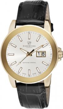 Годинник CHRISTINA 519GSBL-Gold