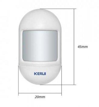 Бездротовий датчик руху Mini для gsm сигналізації 433 MHz KERUI P831
