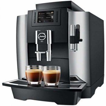 Кофеварка JURA WE8 Chrome (15091)