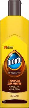Поліроль для меблів Pronto Лимон 300 мл (4823002000511)