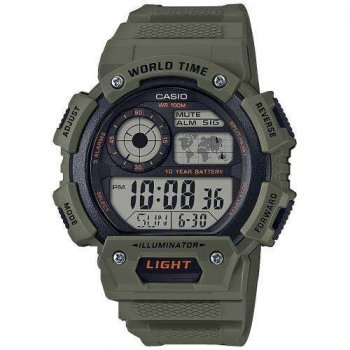 Годинник наручний Casio Collection CsCllctnAE-1400WH-3AVEF
