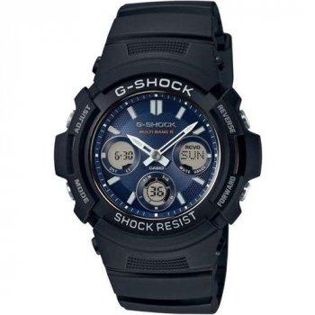 Годинник наручний Casio G-Shock CsG-ShckAWG-M100SB-2AER