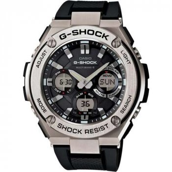 Годинник наручний Casio G-Shock CsG-ShckGST-W110-1AER