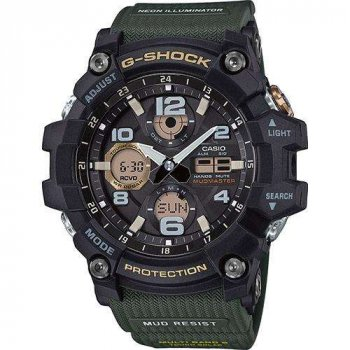 Годинник наручний Casio G-Shock CsG-ShckGWG-100-1A3ER
