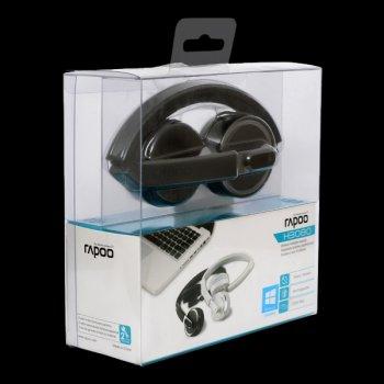 Наушники без микрофона Rapoo Wireless Foldable Headset H3080 Black