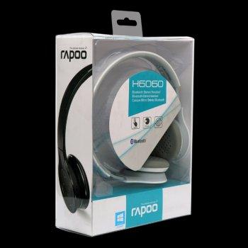 Наушники Rapoo Wireless Stereo Headset H6060 White