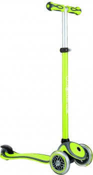 Самокат Globber серии Go Up Comfort Play 5 в 1 зеленый, до 20/50 кг 1+ (463-106-2)