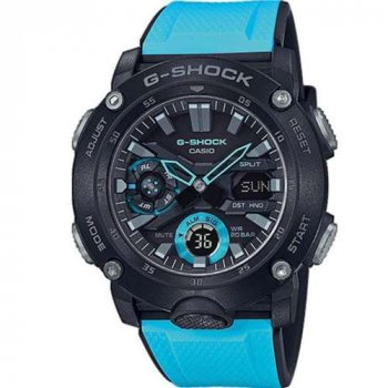 Годинник наручний Casio G-Shock CsG-ShckGA-2000-1A2ER